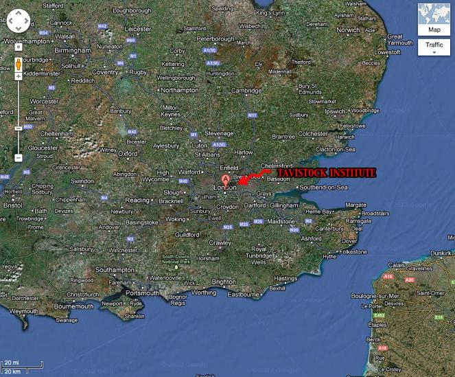 Tavistock: Rothschild - Rhodes Deception Institute! ~ CLICK TO ENLARGE