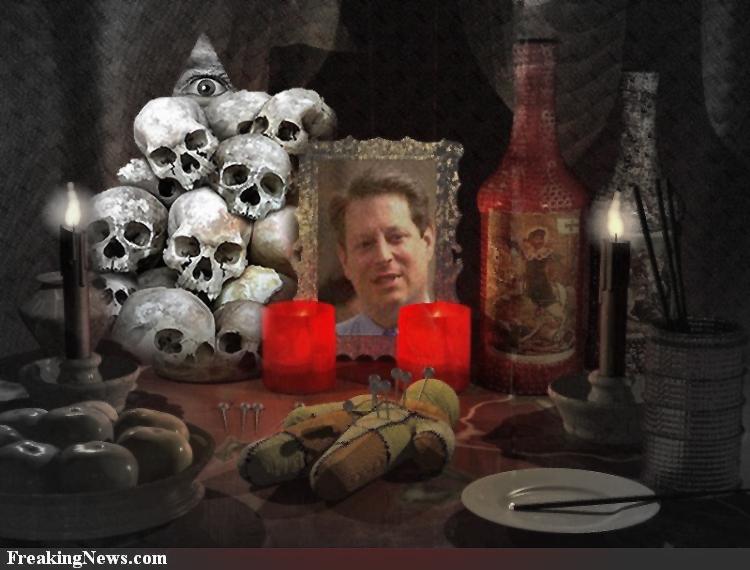 Voodoo Al Gore
