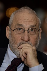 US economist and Nobel prize winner Joseph Stiglitz. (Image credit: AFP/Getty Images via @daylife)