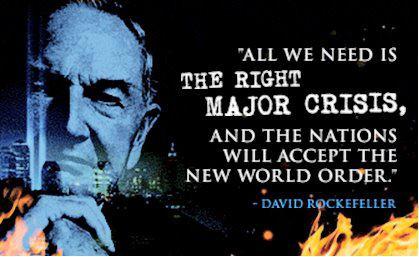 Rockefeller's Chevron