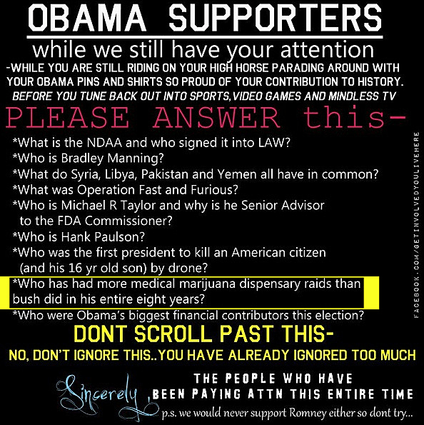 Obama Supporters