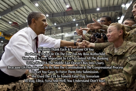 Obama Troops military soldier