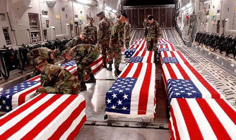 Soldier Coffins