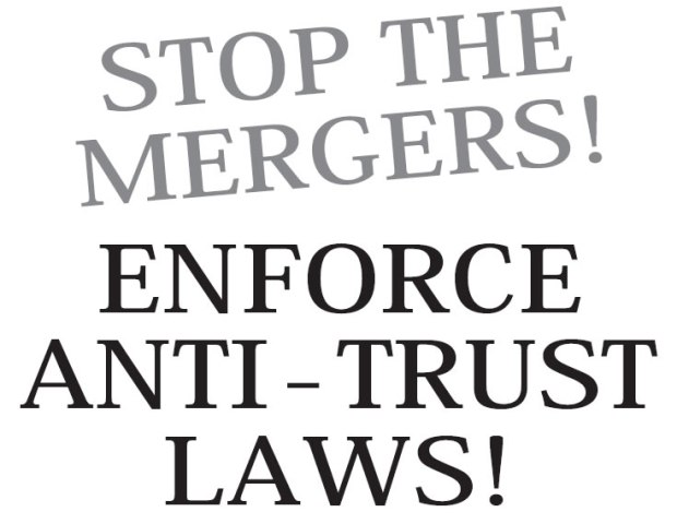 the importance of antitrust law against company mergers The threat from mergers  since antitrust law obstructed horizontal and vertical mergers, companies met their powerful drive to grow by acquiring firms in unrelated .