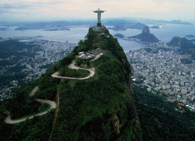 5th. Largest statue of Jesus Christ in the World is in Rio De Janeiro, Brazil.