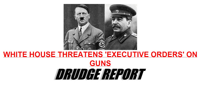 Biden Obama Might Use Executive Order to Deal With Guns