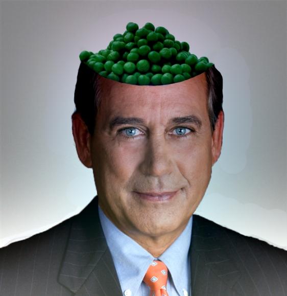 Speaker John Boehner (R-Ohio)
