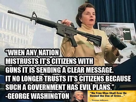 Feinstein Jefferson Washington