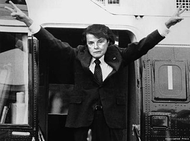 Communist Rothschild Czar  Feinstein