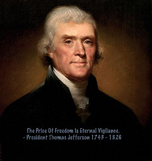 Jefferson Freedom
