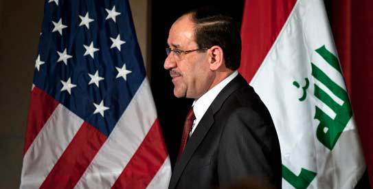WASHINGTON: Prime Minister Nuri al-Maliki issued an open invitation for US firms to help rebuild Iraq Tuesday, as his oil-rich nation closes the door on a nearly nine-year American military presence.