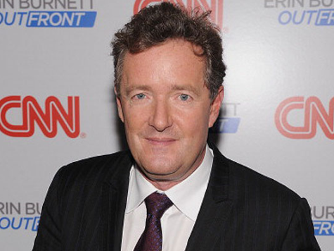 New World Order's Propaganda Henchman Piers Morgan