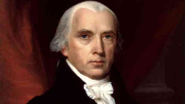 Founding Father President James Madison