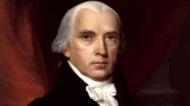 Founding Father James Madison