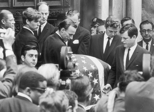 Murder Of RFK ~ President JFK's Younger Brother.