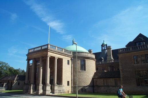 Rhodes House Oxford England