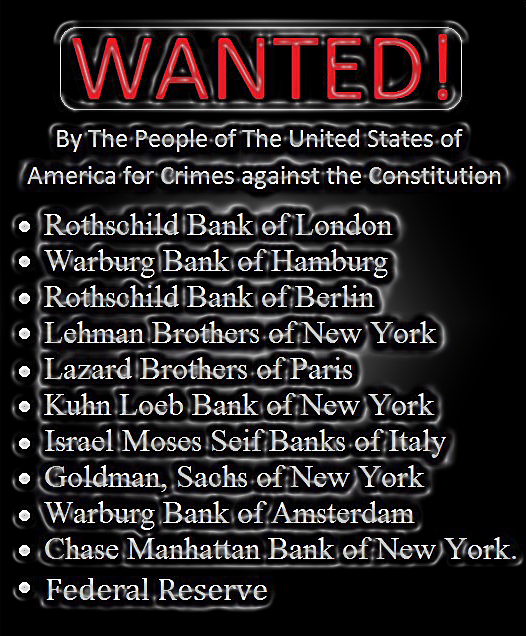 Wanted Crimes Constitution