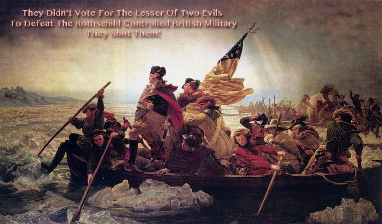 Washington Shot Revolution