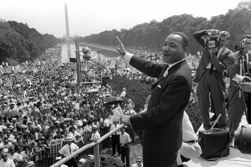 One Man ~ Martin Luther King