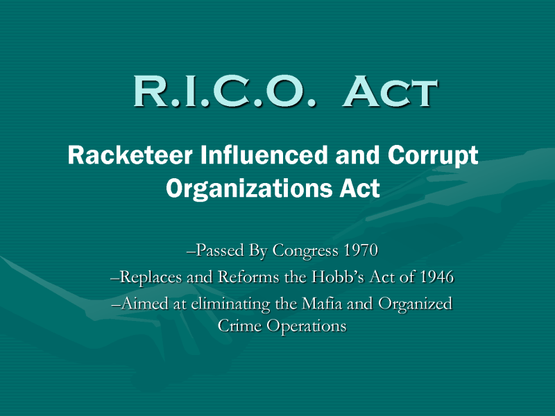 Racketeering Lawsuit (RICO) Filed Against Clinton, Soros, Podesta, Brock 53434501