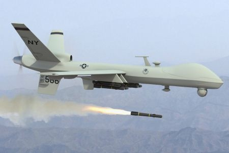 2014 Obama Sends Drone Hellfire Missiles to Iraq's Nouri Maliki To Exterminate The Majority Sunni Population