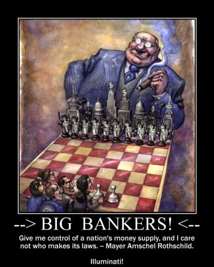 Ready? Basel III 2013 – 2019: The Dump Phase Of The Cartel's Pyramid Scheme! Bigbankers