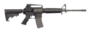 Bushmaster .223 caliber– model XM15-E2S