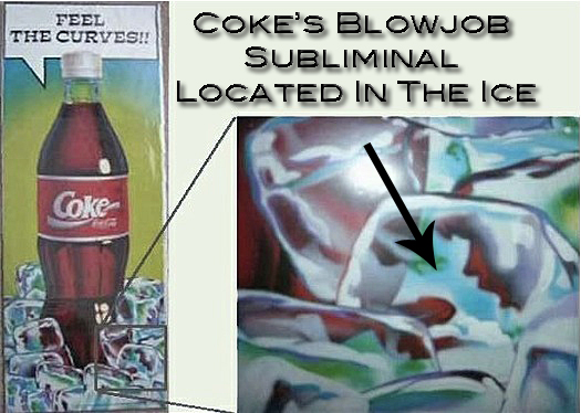 Coca Cola Blowjob