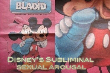 Disney's Subliminals Entrenched In Their Media.
