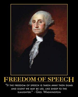 george-washington-freedom-of-speech