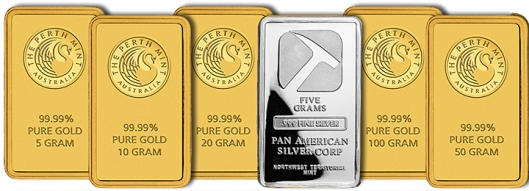 Silver 5Xs More Rare Than Gold