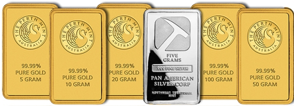 Silver 5Xs More Rae Than Gold
