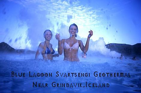Iceland Geothermal