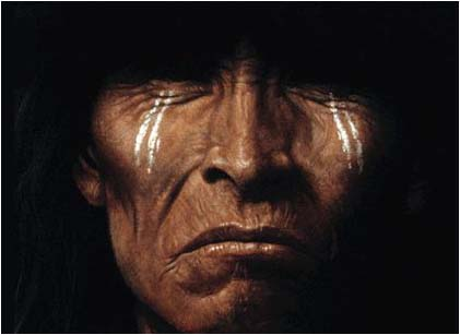 Ever Patient ~ Montana Cheyenne Indian