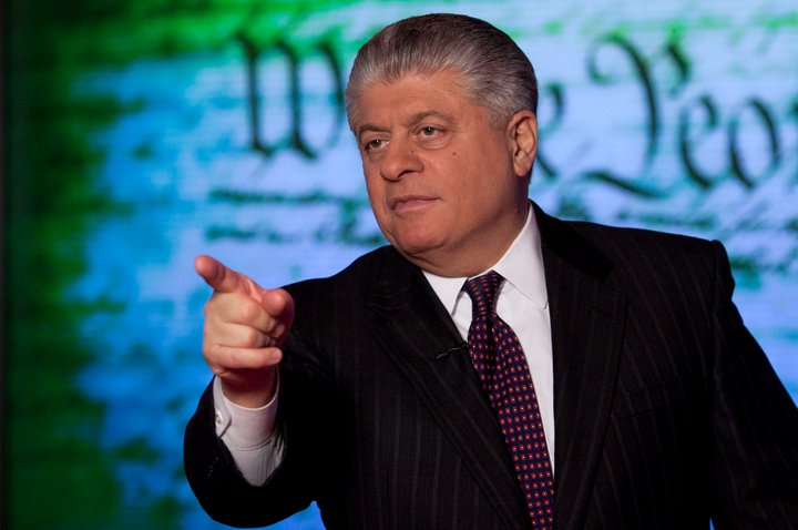 Image result for Andrew Napolitano