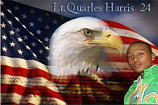 U.S. Patriot Lt. Quarles Harris. Another day, another creepy murder related in some way to Barack Obama. There is something about this guy that leads to unusual murders wherever his name arises. The most recent unusual death involves the fatal shooting of a key witness in the passport file fraud investigation.