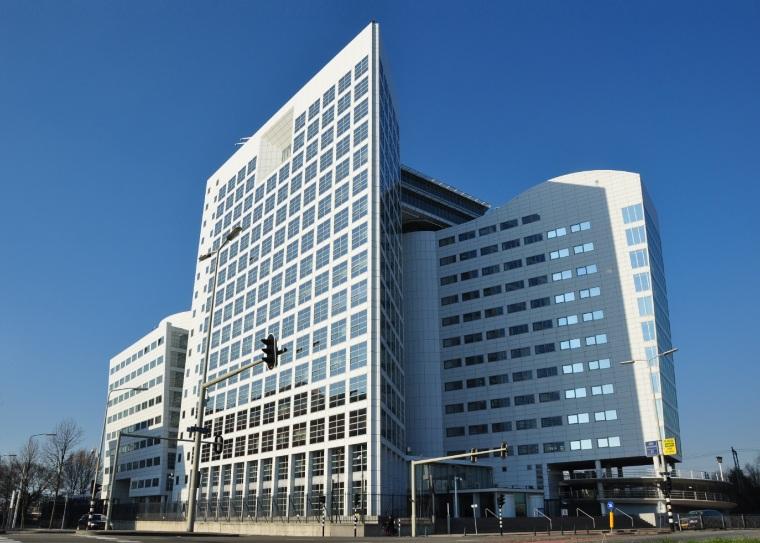 Netherlands, The Hague, International Criminal Court