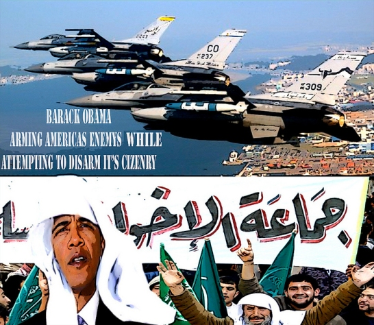 Barry And His Rothschild Czars sent U.S. 20 F-16s & 200 Abram Tanks To Morsi Brotherhood. Fortunately Morsi has been overthrown in Egypt July 2013 and is now in prison for inciting murders.