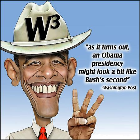 Obama-like-dubuya