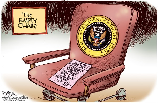 EMPTY CHAIR ~ BENGHAZI