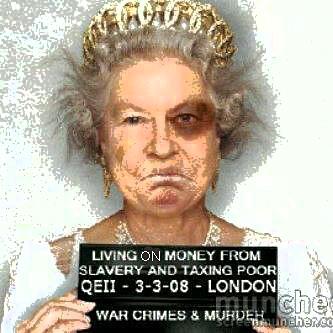 Monarch Liz ~ Legend In Her Own Mind!