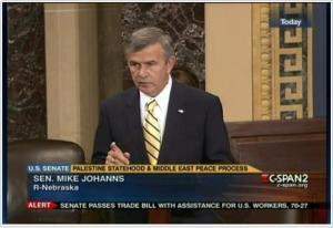Senator Johanns