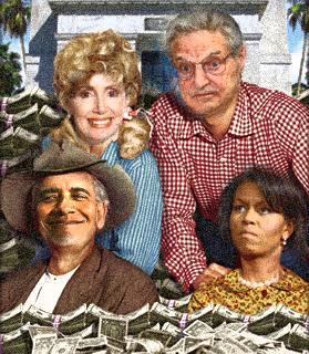 Soros beverly hillbillies