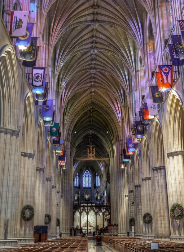 The 50 States National Cathedral.  The United Sovereign States ~ States Must Quickly Disengaged From Subsidizing The Camps.