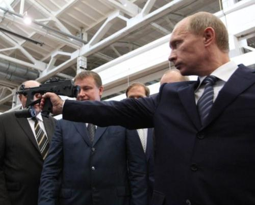 Russia Tells United States Citizens Not To Give Up Your Guns: We Learned From Experience Fighting Rothschild's Banking Schemes!