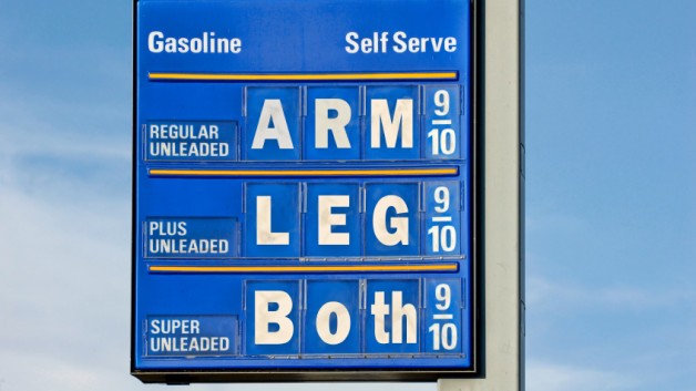 Gas Price Humor