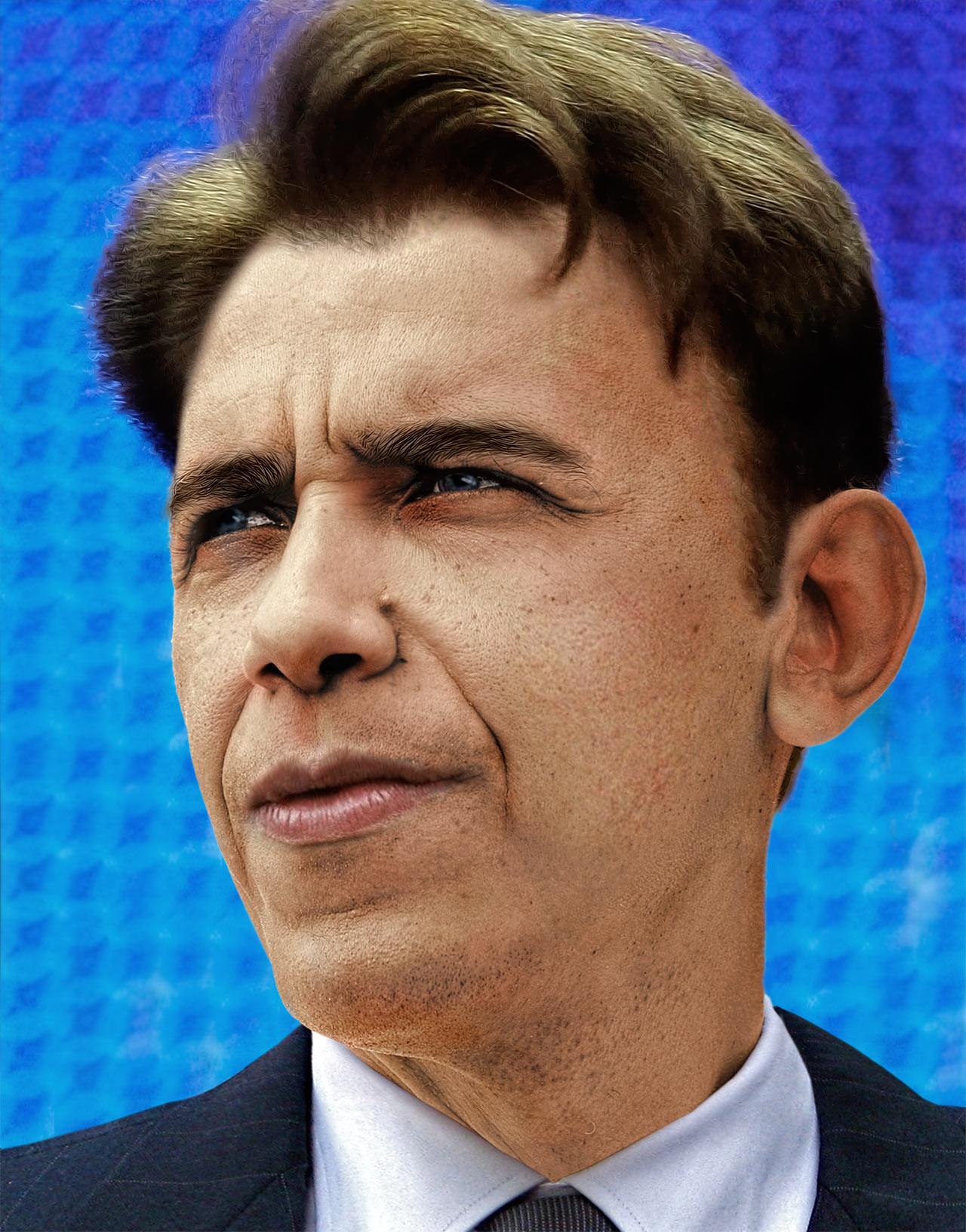 Barack Obama pike