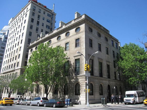 Council On Foreign Relations Office In New York!