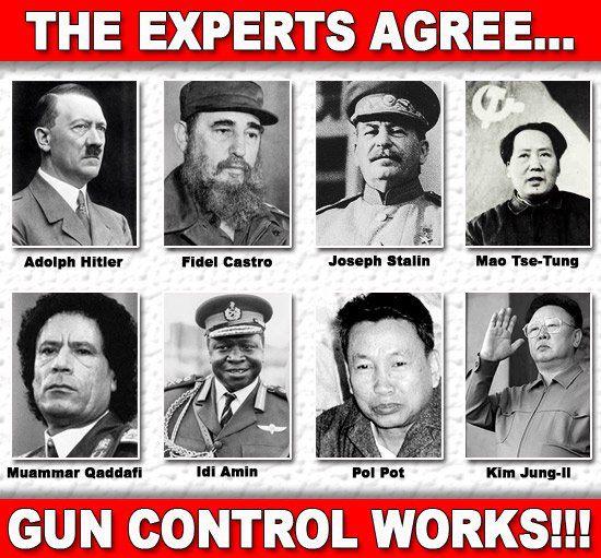 gun-control-experts