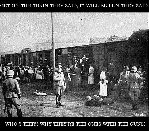 GUNS TRAIN FUN